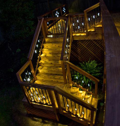 Low Voltage Lighting For Decks